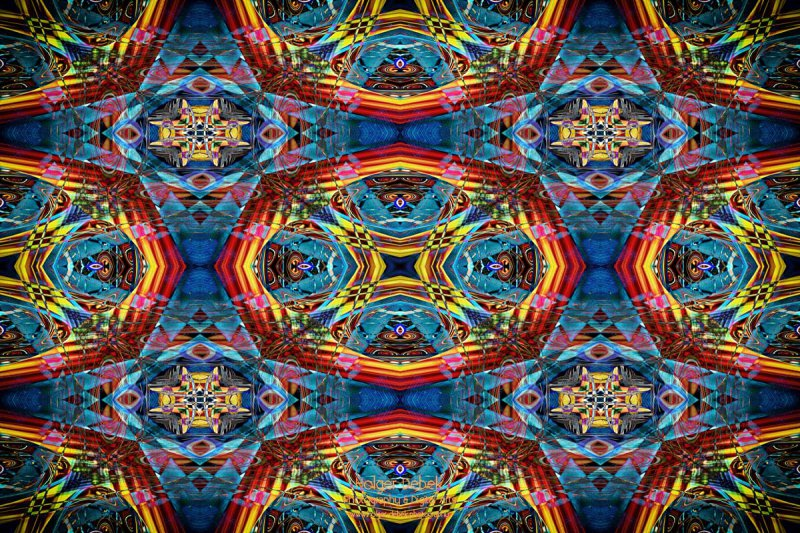 Digital Art - Pattern 54