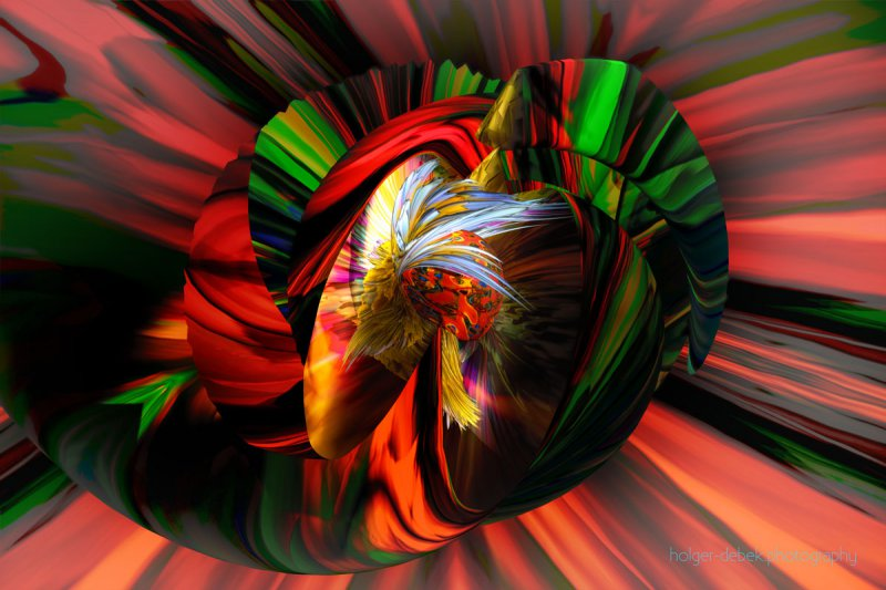 Digital Art - Wild at heart