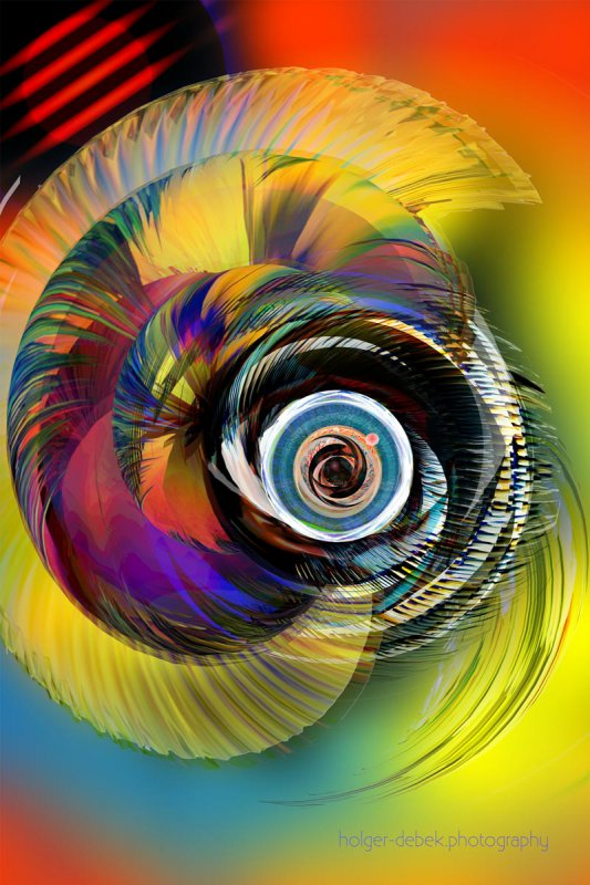 Digital Art - Unseen beauty blackhole