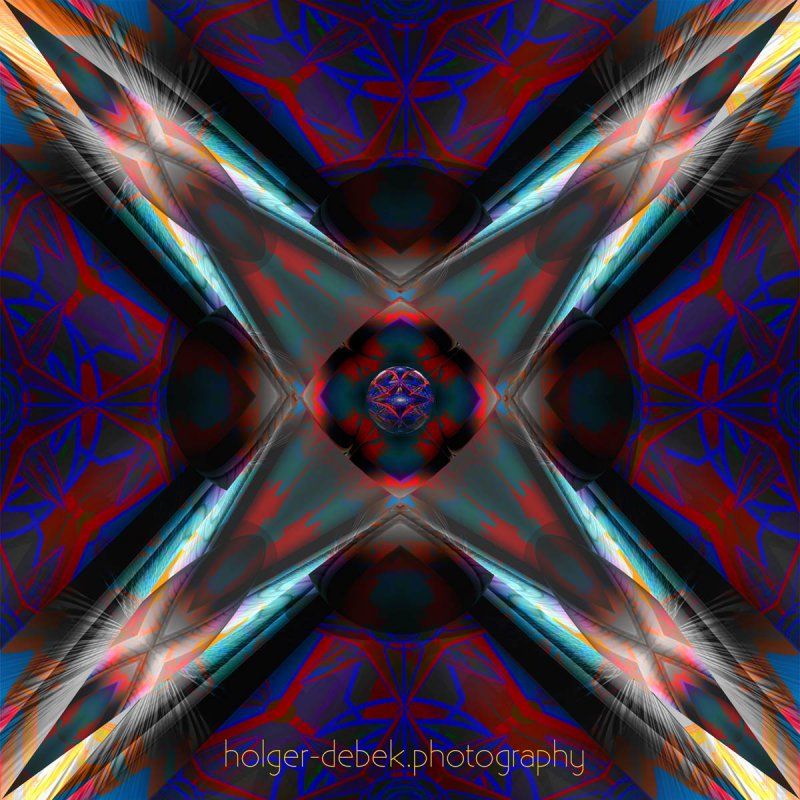 Digital Art - Cross